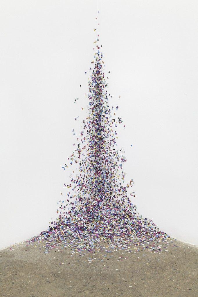 Michel Francois Bortolami Gallery Artistic Installation Contemporary Sculpture Installation Art