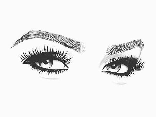 Designer de sobrancelhas | art | Pinterest