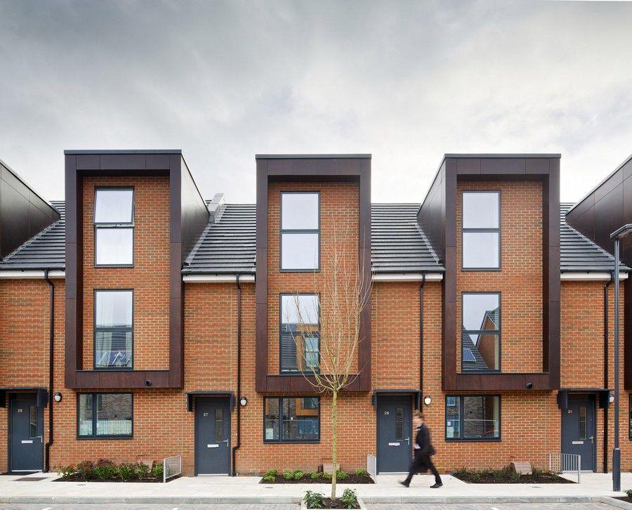 Erith Housing Scheme Bexley homes, London, England
