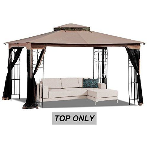 Mastercanopy 10 X 12 Gazebo Replacement Canopy Roof For Model Gz798pst E Gazebo Replacement Canopy Gazebo Replacement Canopy