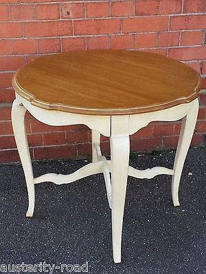 Ethan Allen Country French Coffee Table French Coffee Table