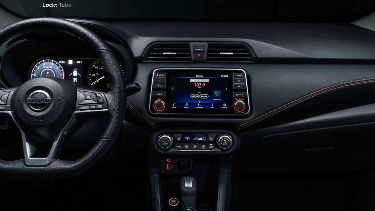 2020 Nissan Versa Spot Fresh New Interior Exterior All New 2020 Nissan Nissan Versa Nissan Science And Technology