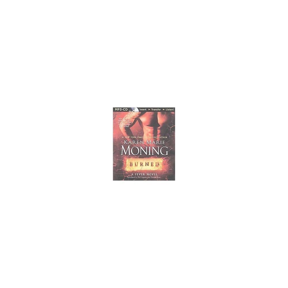 Burned unabridged mp3 cd karen marie moning products burned unabridged mp3 cd karen marie moning fandeluxe Gallery