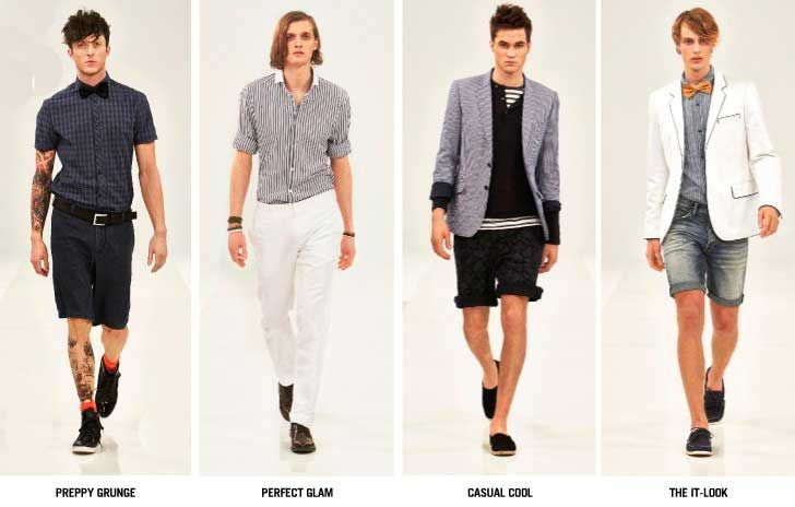 Chadz Buzz Male Fashions Illustrated: The Preppy Look