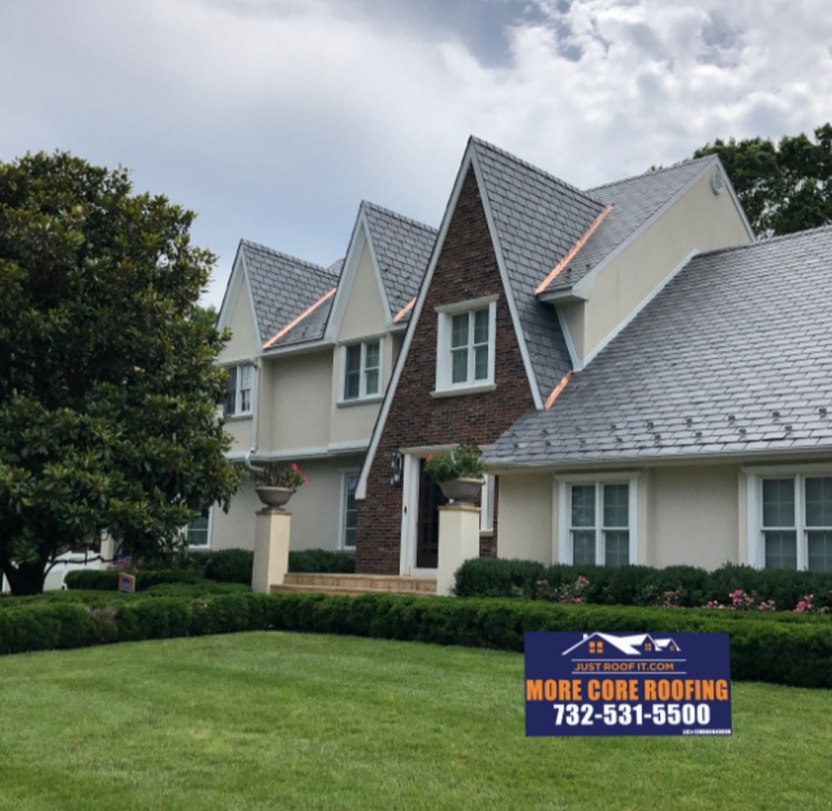 Nj S Exterior Experts Roof Siding Curb Appeal Ocean Township