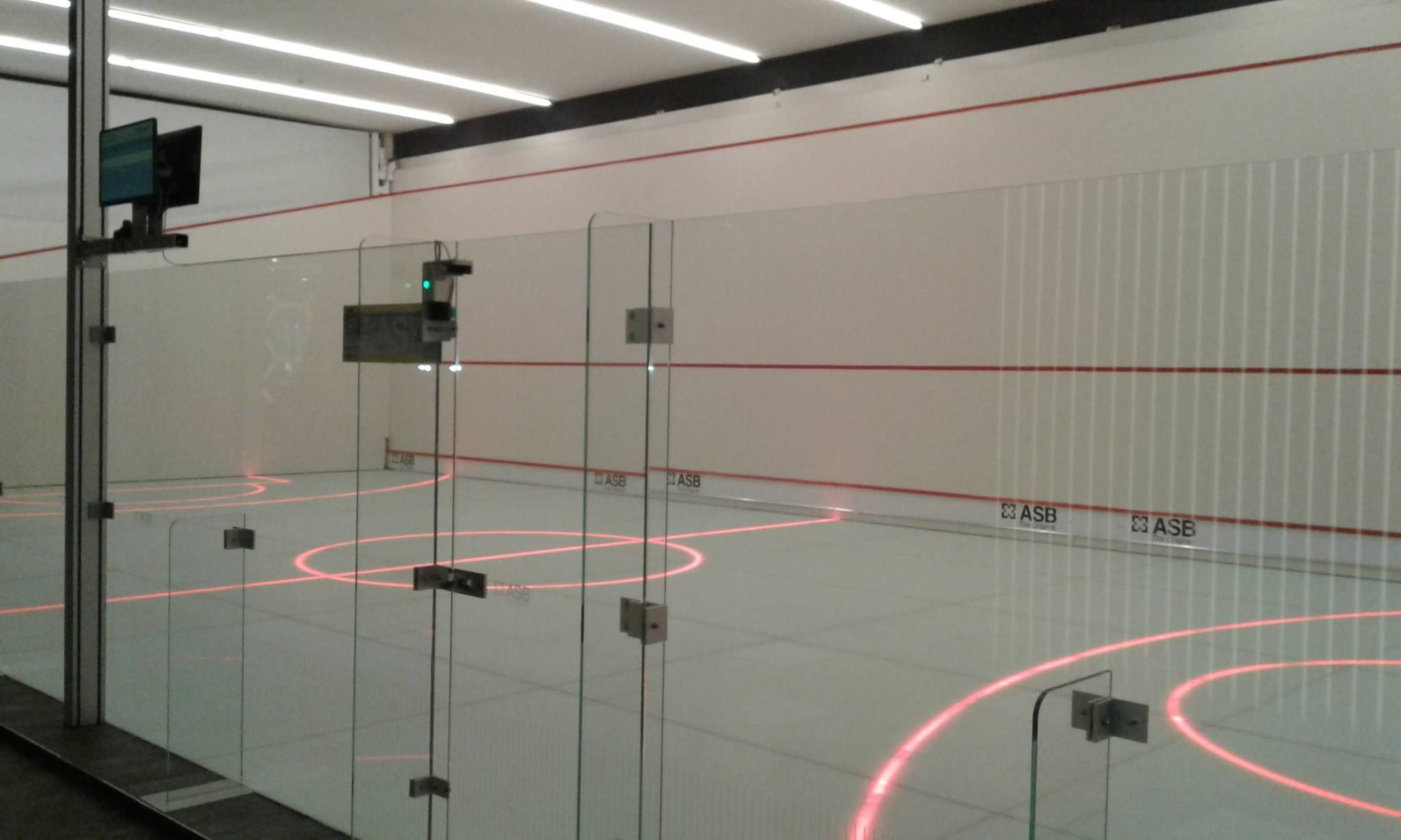 Idea by ASB Squash on Reebok Sports Club Yerevan Armenia