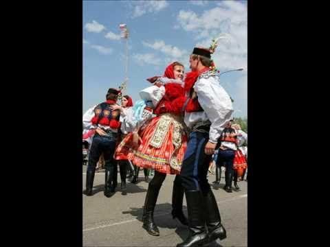 Leoš Janáček - Moravian Dances / Moravské tance - YouTube