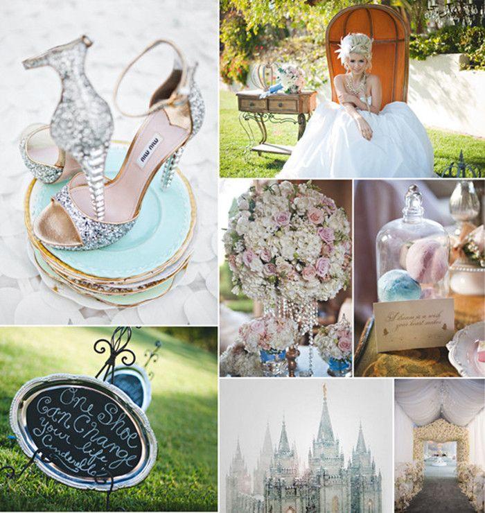 Disney Princess Inspired Fairy Tale Wedding IdeasBe Your Princess