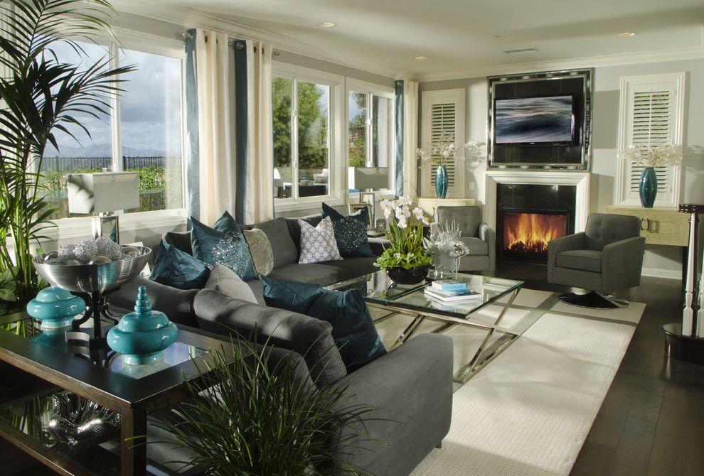 Beautiful Grey Living Room Furniture Part 6