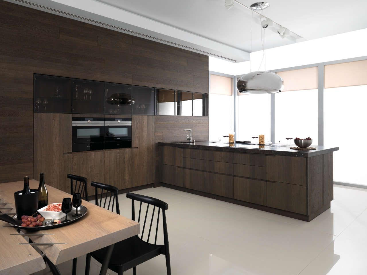 Gamadecor Porcelanosa Mobiliario Cocina 16625 Jpg 1 280 960 Pixels Kitchen Cabinets Interior Design Kitchen Luxury Kitchen Design