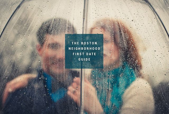 first date ideas boston