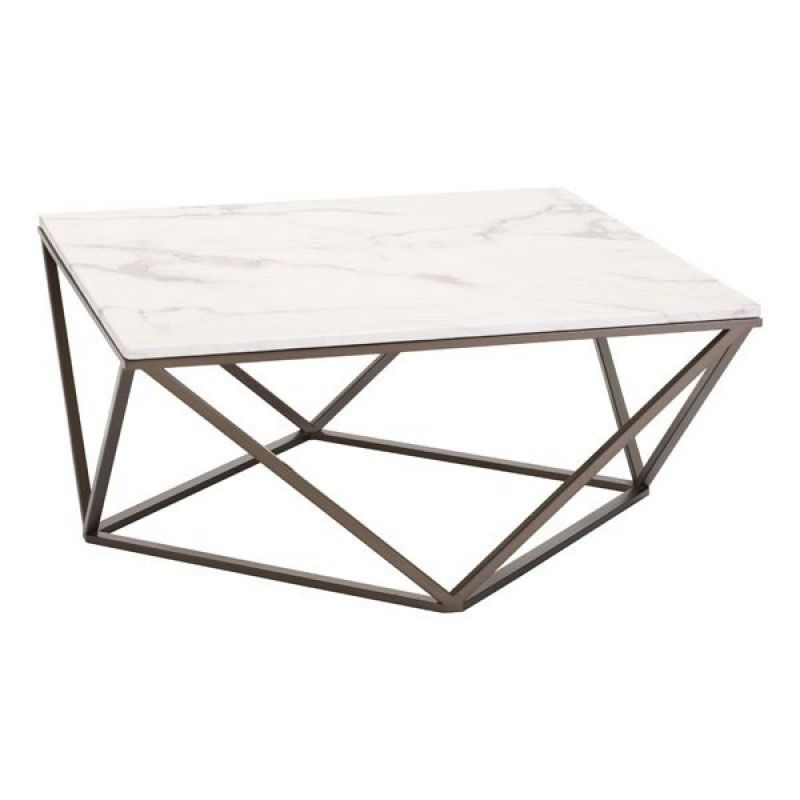 Tintern Coffee Table Faux Marble Coffee Table Table