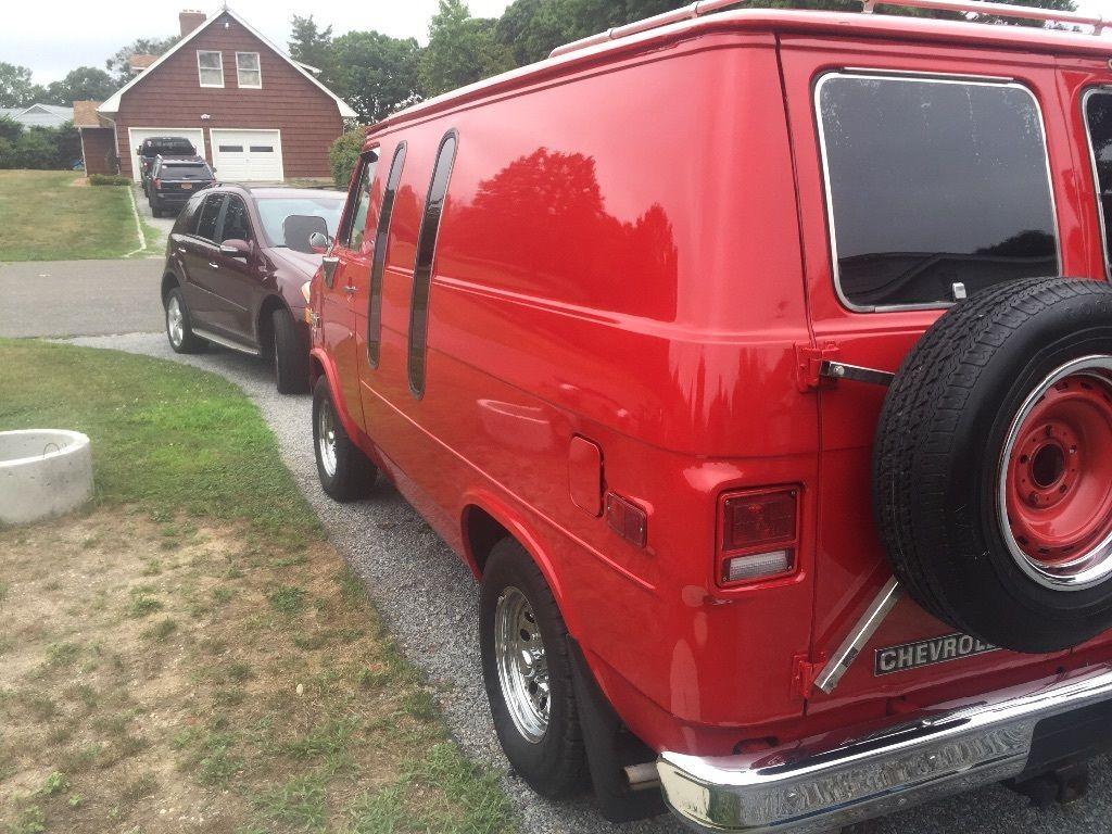 Chevrolet g20 van g10 shorty classic ebay