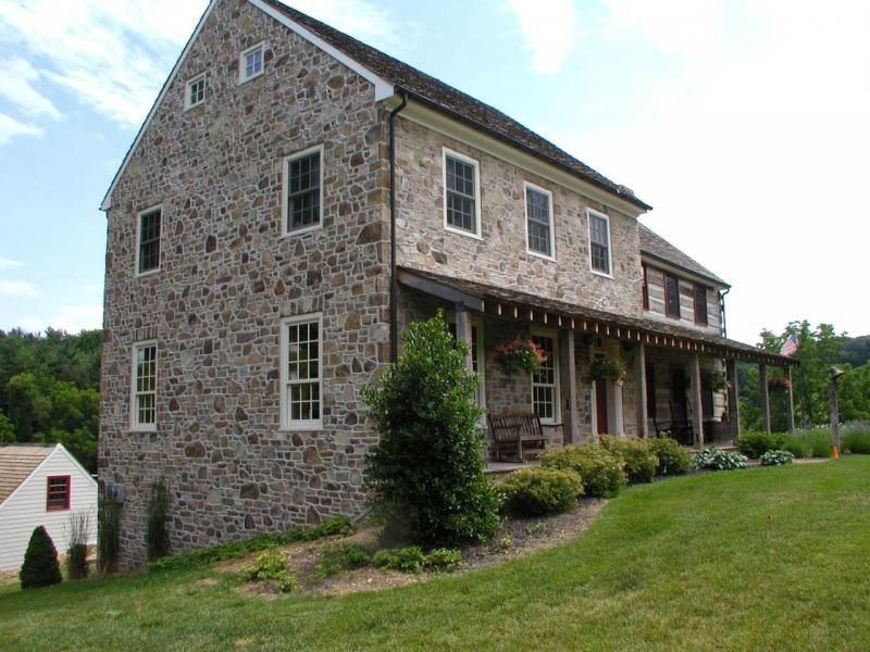 building stone house from fieldstone call us when your existing rh pinterest com