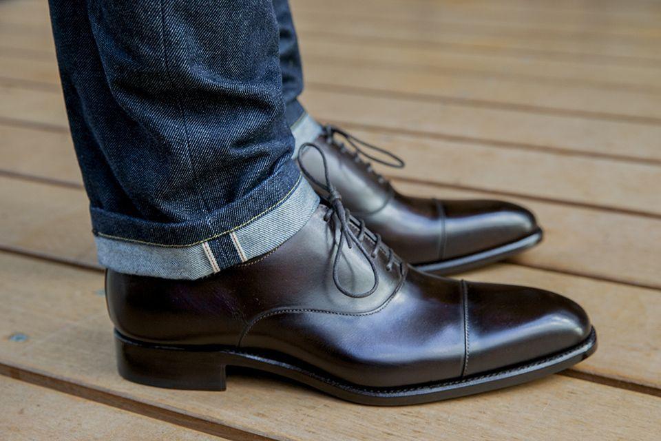 fcd74b2edd5 Richelieus Carlos Santos  mode  fashion  style  men  look  homme  luxe   chic  luxury  street  shoes  chaussures  richelieu  oxford  oxfordshoes   hautdegamme ...