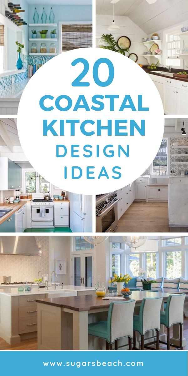 best coastal kitchens beach decor ideas for 2020 beach theme kitchen outdoor kitchen design on kitchen ideas decoration themes id=61095