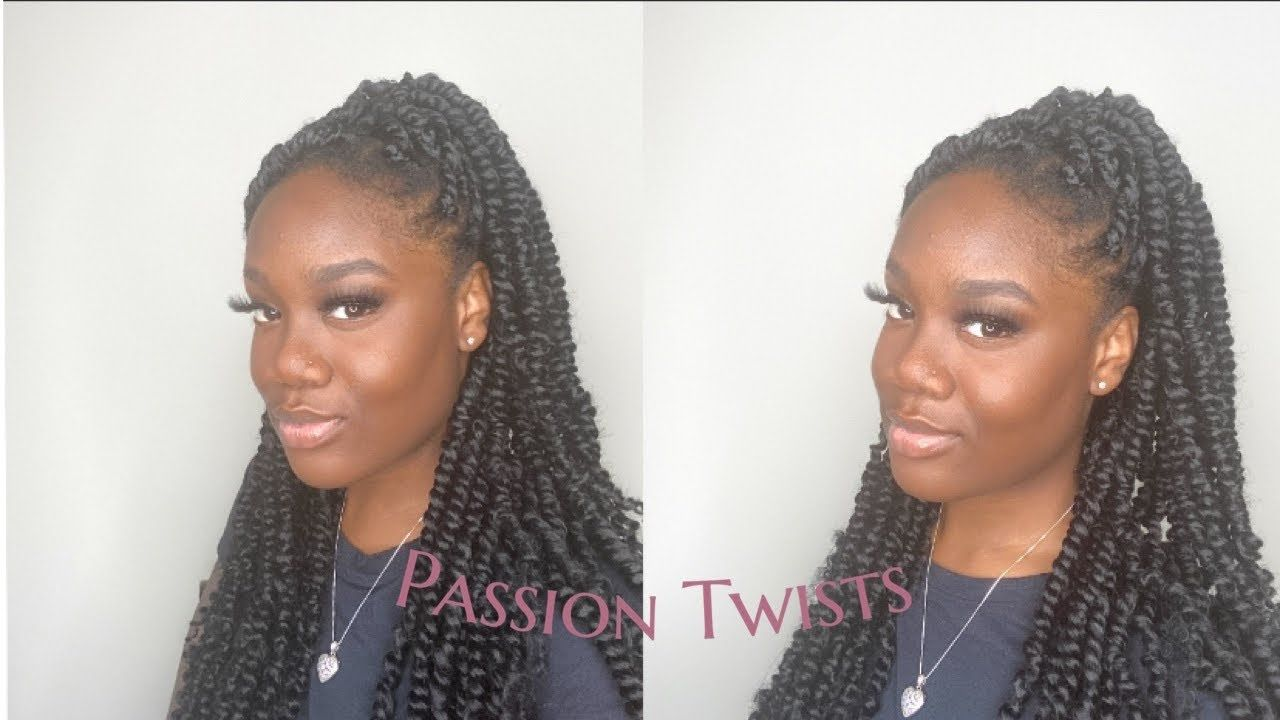 PASSION TWISTS FOR BEGINNERS| Quite the Quaran(Queen): A Series| Makailah Gause