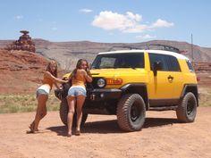 Hot Chics w/ FJ Photo Contest? - Page 960 - Toyota FJ