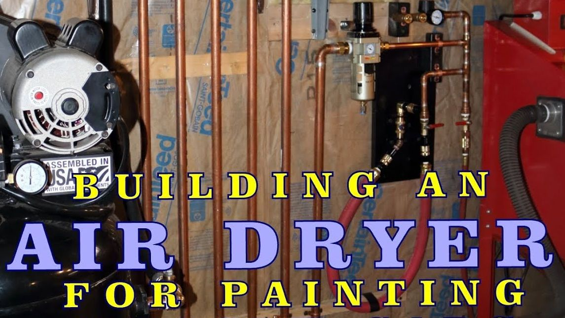Building a DIY Air Dryer Remove Moisture from Air