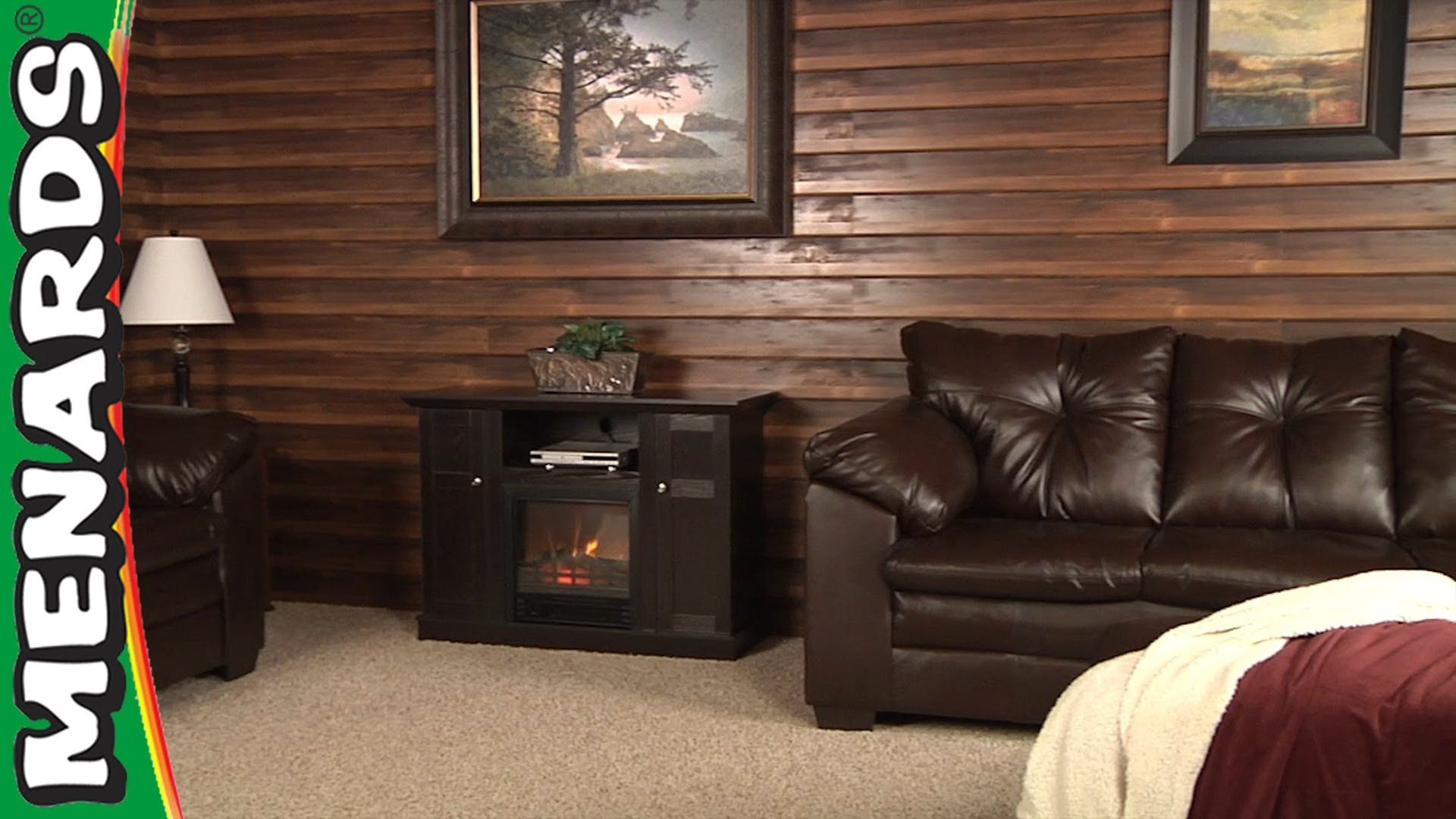 Menards Living Room Furniture Improve Any Room In A Weekend With Pre Finished Dakota Wall