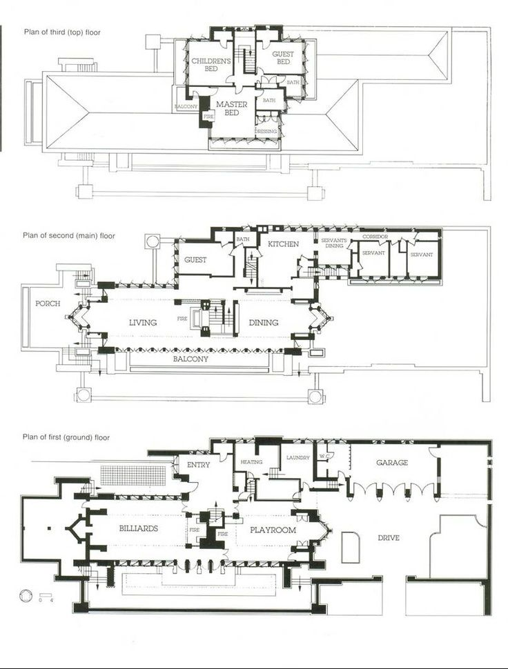 Lloyd wright 39 s robie house doing house house fantaci Frank lloyd wright house plans free