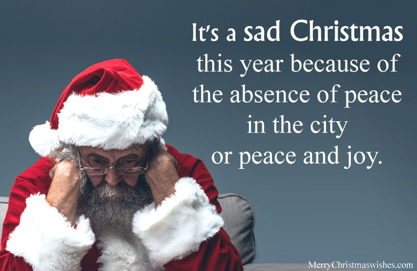 Sad Christmas Thoughts Sayings Quotes Xmas Painful Lines