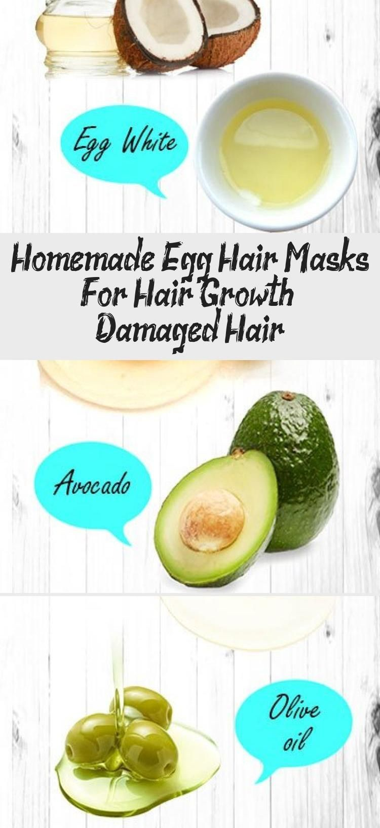 Homemade #EggHairMasks for Hair Growth & Damaged Hair! #hairgrowthAfricanAmerican #hairgrowthDIY #Extremehairgrowth #fasterhairgrowth
