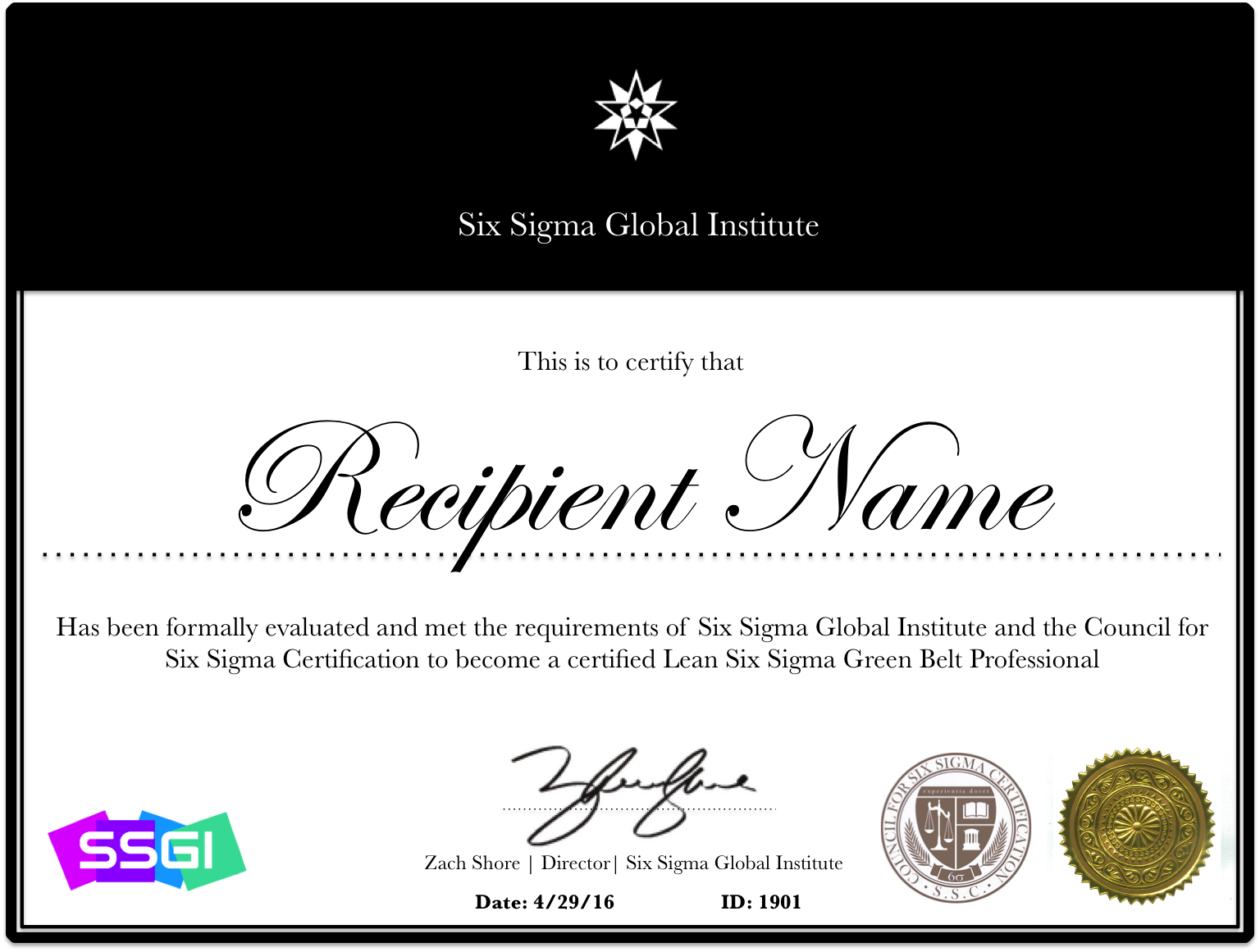 Six sigma global institute certification want to get around to lean six sigma green belt certification and online training offered by six sigma global institute is fully accredited and industry recognized 1betcityfo Choice Image