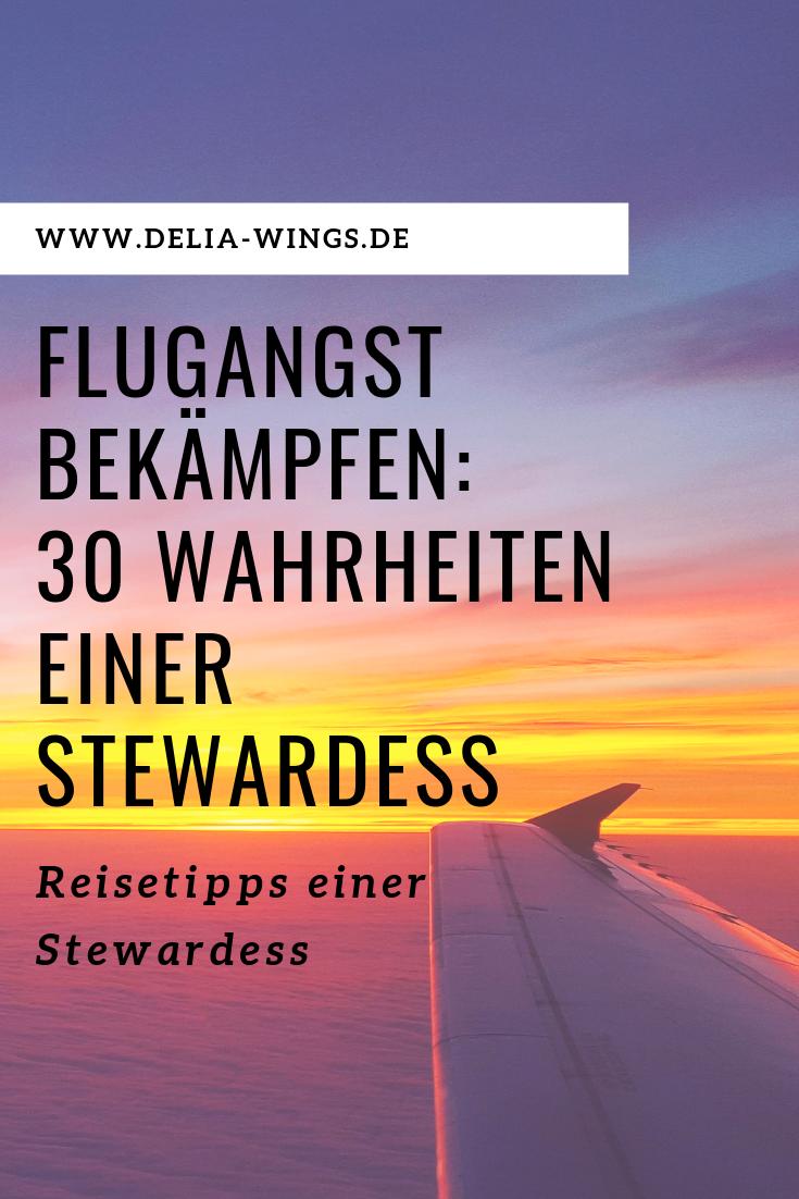 Flugangt Bekampfen 30 Fakten Einer Stewardess Flugangst Flugangst Uberwinden Langstreckenflug Tipps