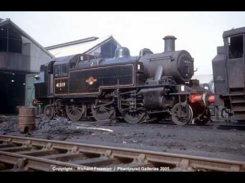 Uk Steam In The 1960s In Colour Steam Steam Railway Steam Trains