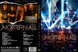 W50 produções mp3: Norturnall - First Night Live