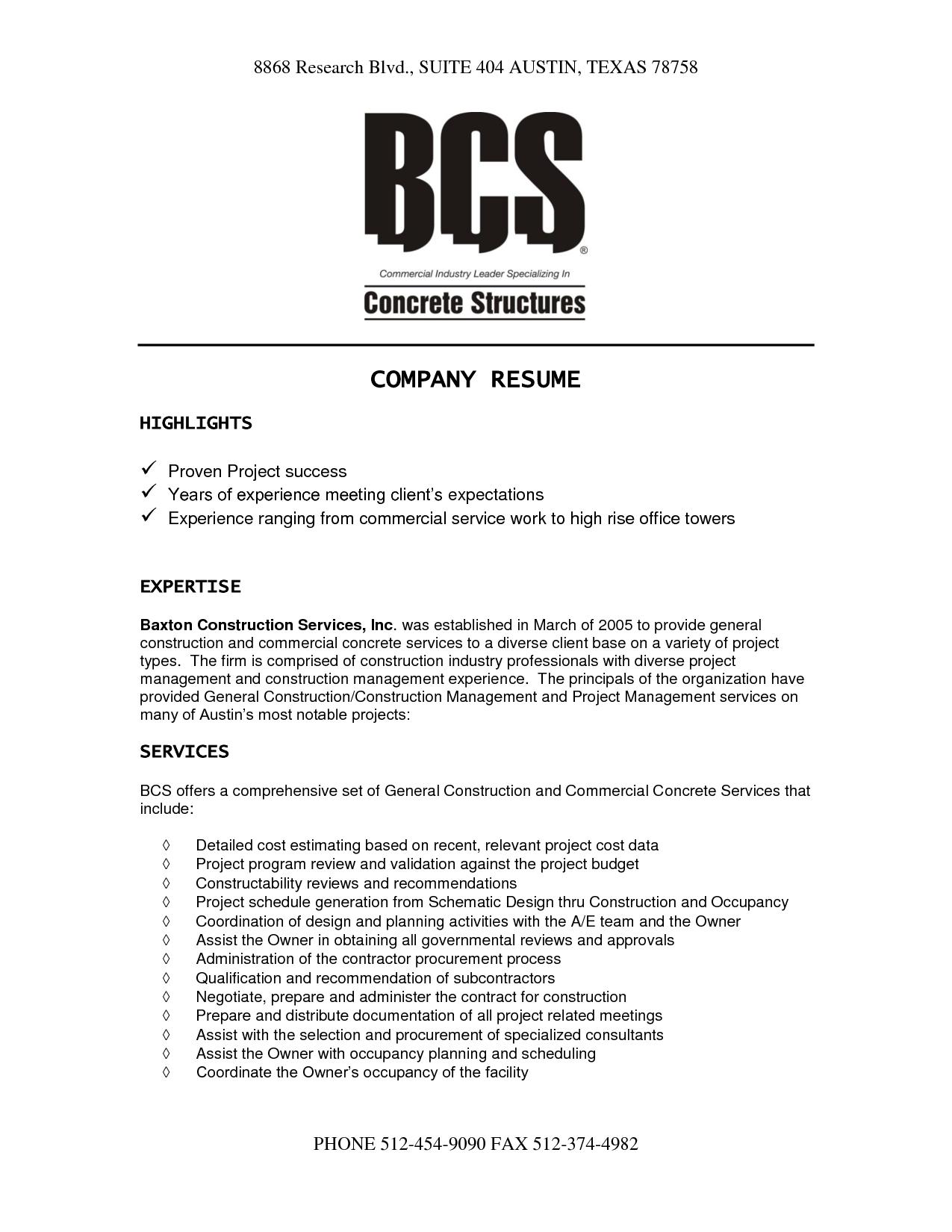 ghostwriter resume sample