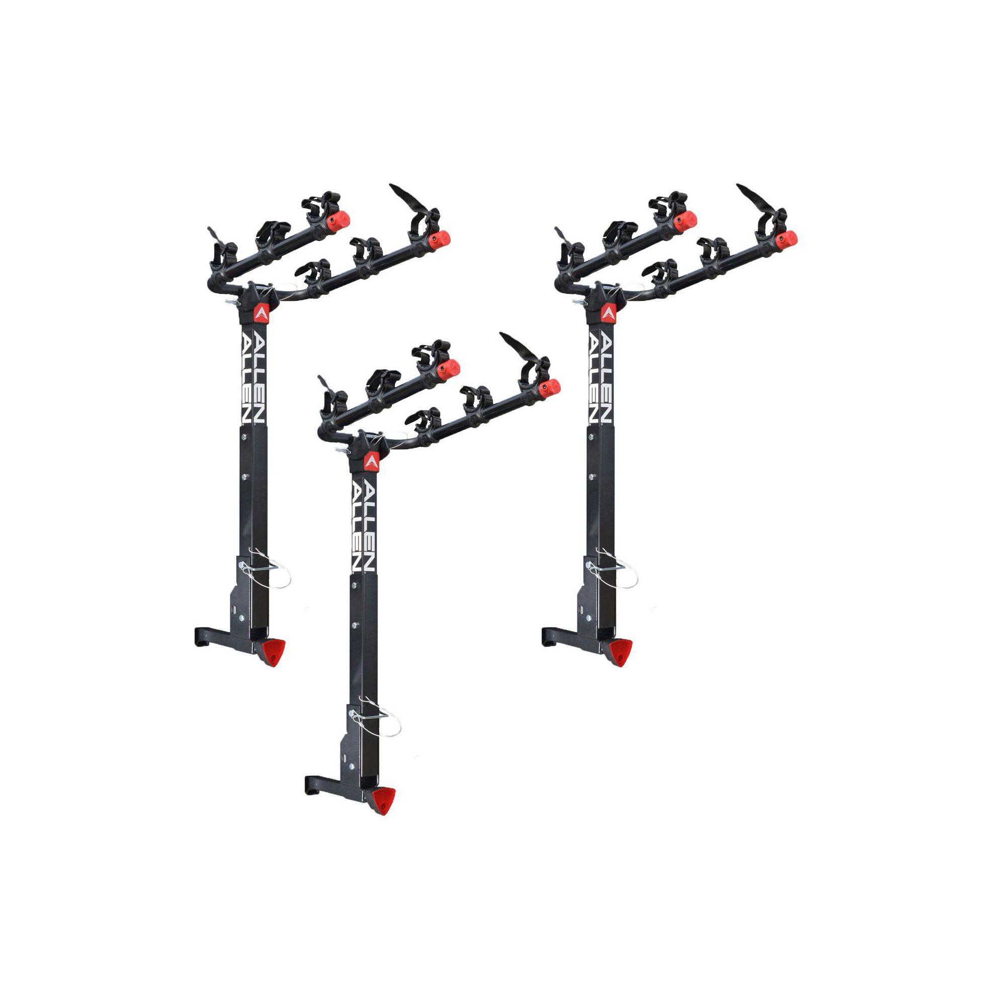 Allen Sports 1.252 Inch Receiver Lockable Hitch Deluxe 3
