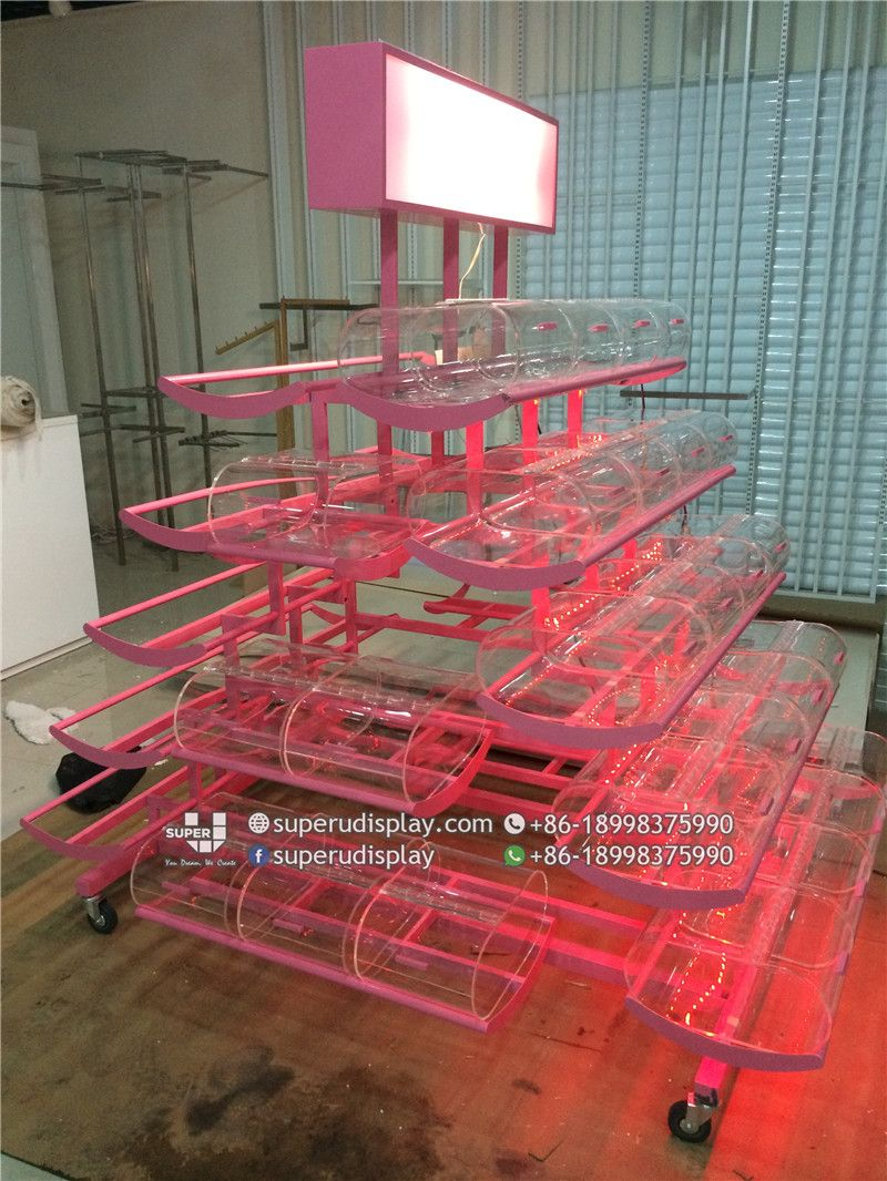 Custom Mobile Retail Shop Candy Display Rack For Retail Shop Store Display Design Manufacturer Suppliers Candy Display Candy Store Design Candy Store Display