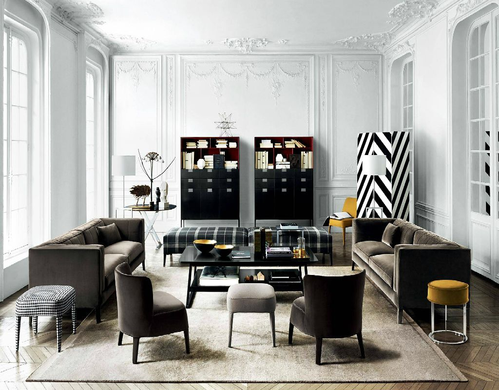 Salone Del Mobile 2019 Meet The 10 Most Contemporary Furniture Brands Luxury Furniture Furniture Design Contemporary Furniture
