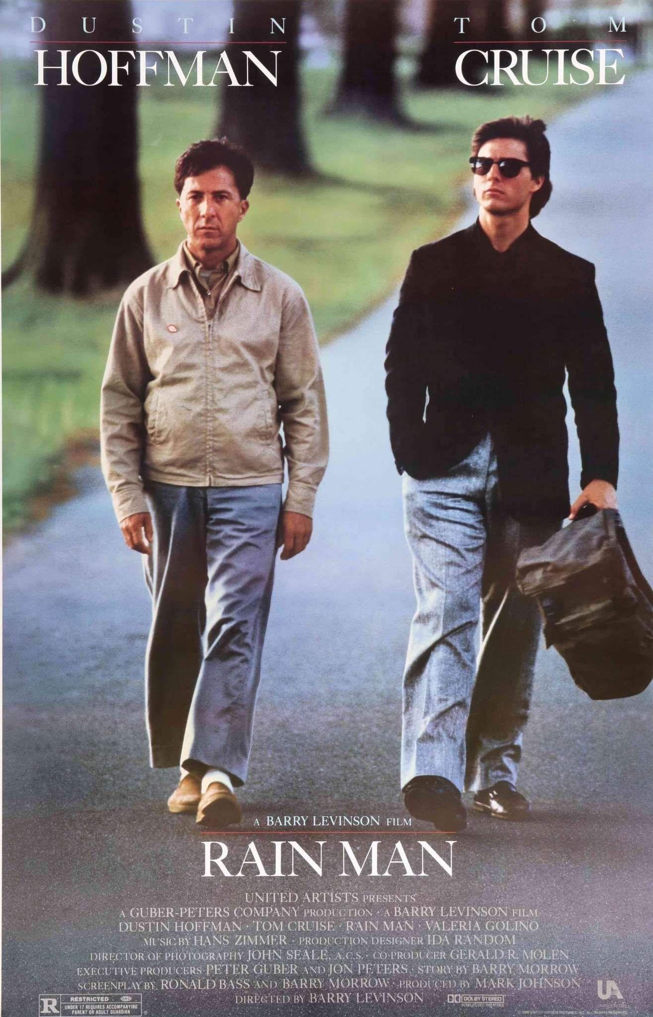 Rain Man 1988 In 2020 Man Movies Film Movie Movies