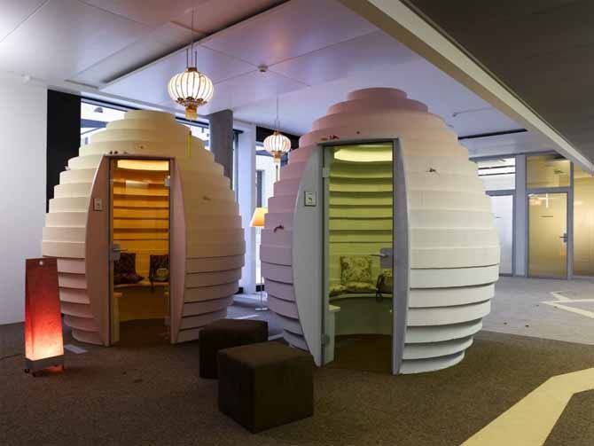 Google office interior in sydney just cool another for Zynga office design