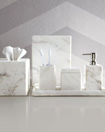 Waterworks Studio Marble Vanity