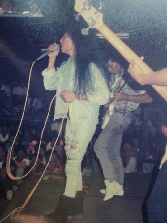 Haron - stage show era 80-90an