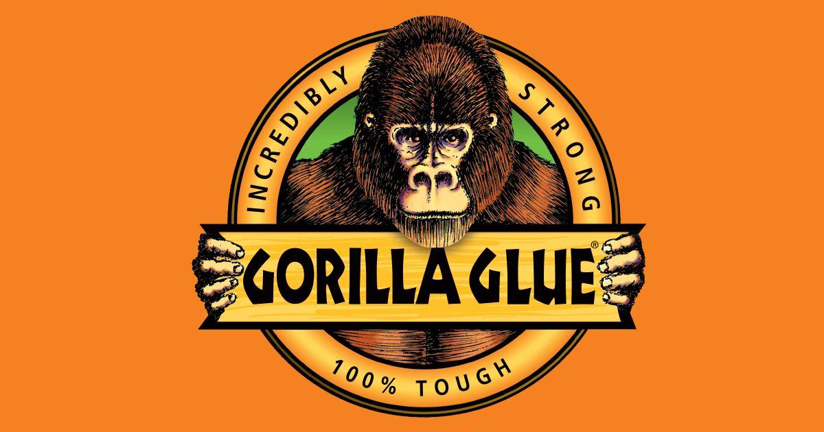 Gorilla Glue Logo by Adelyn Kovacek   Violeta Vsichkova