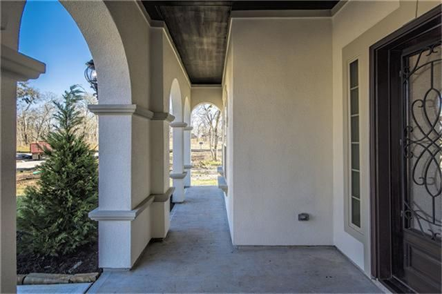 9810 Mt. Whitney Missouri City, TX 77459: Photo Front Covered Patio