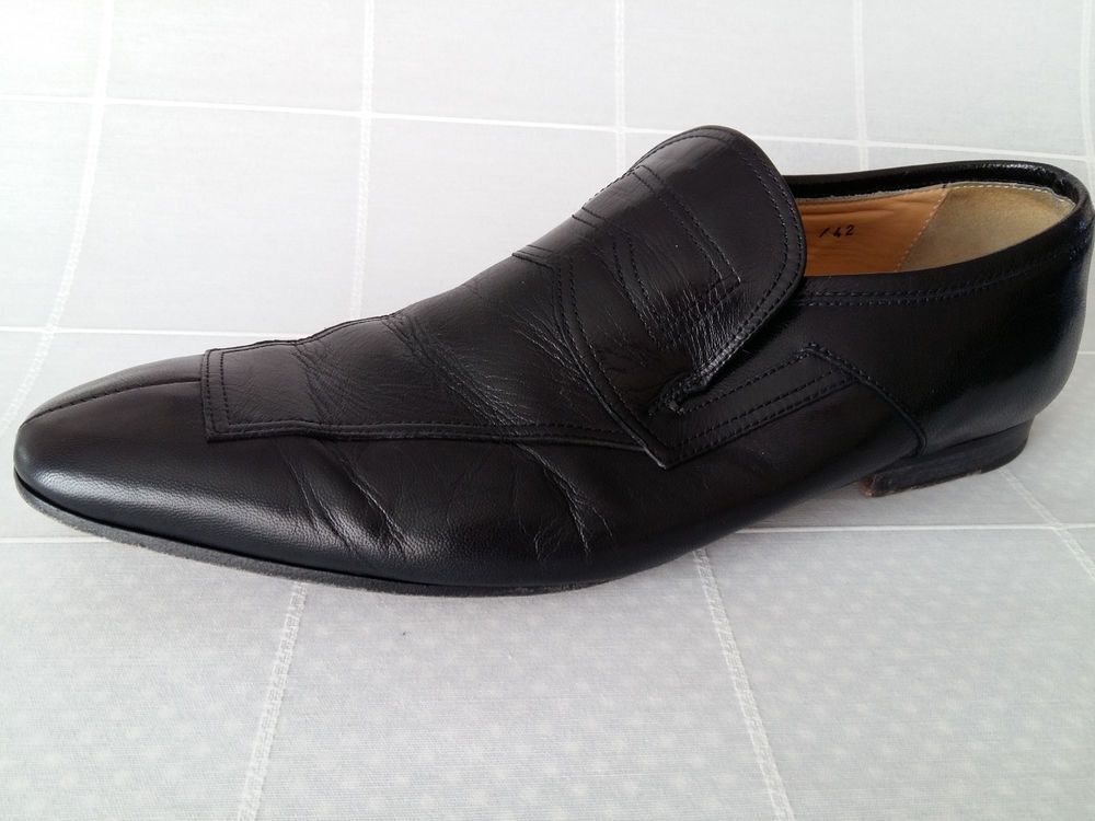 Mens Casual Loafer Shoes (8 US) (Brown)