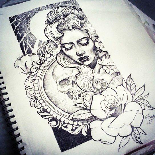 Wall Vk Inspirational Tattoos Tattoo Drawings Tattoo Designs