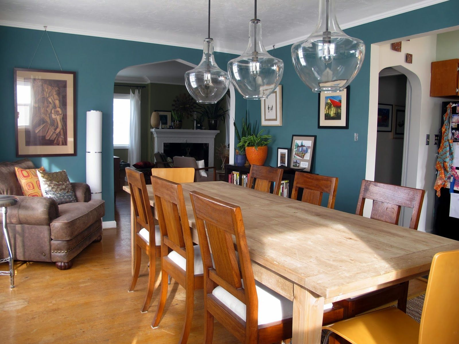 Benjamin Moore Caribbean Teal We Chose S And I M Head Over Heels For