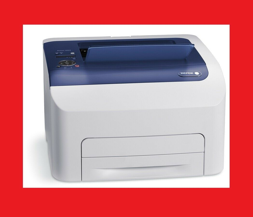 Xerox Phaser 6022 Ni Wireless Color Laser Printer Wifi Airprint