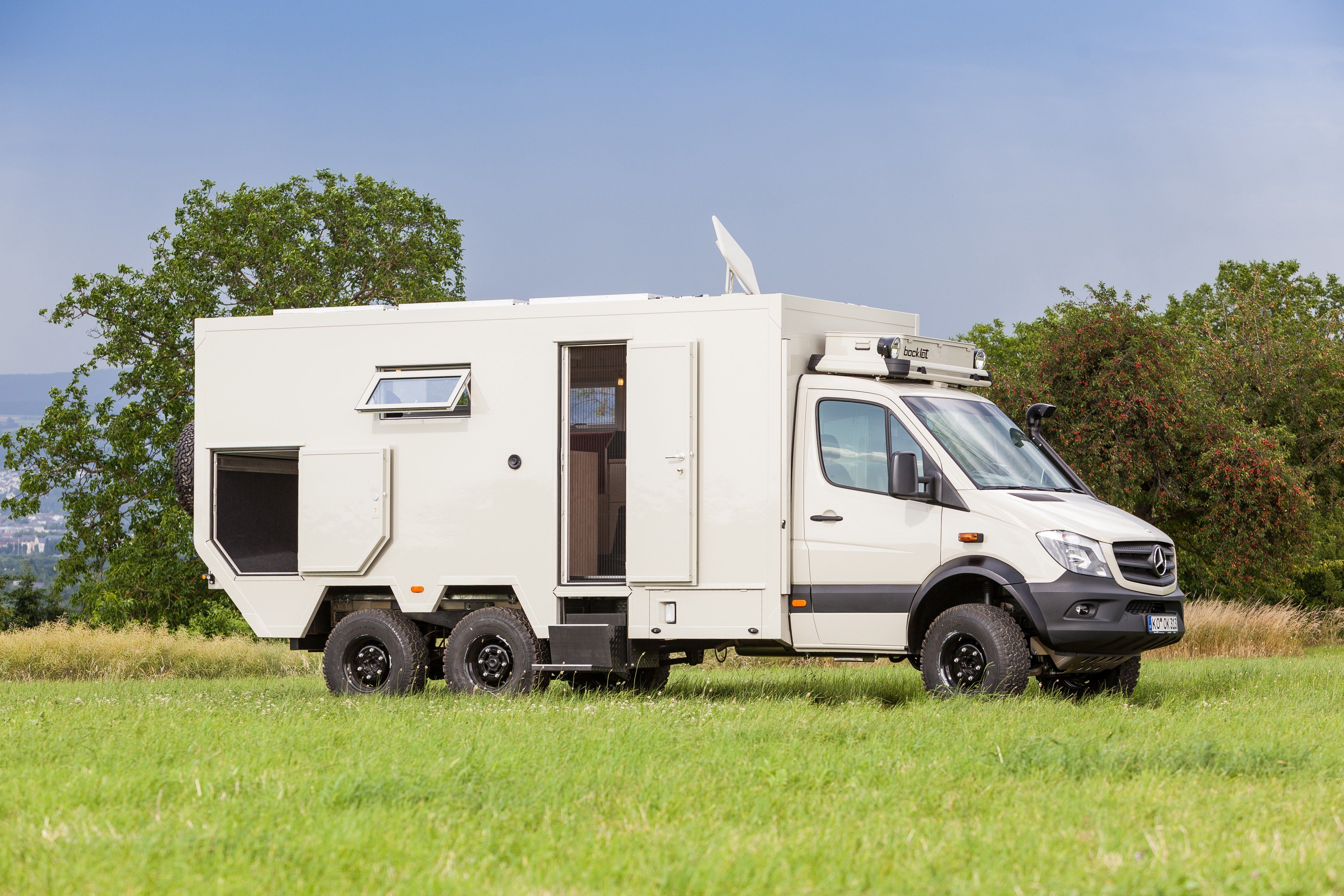 with how you rv can sprinter much front tips motorhome a tow small siesta