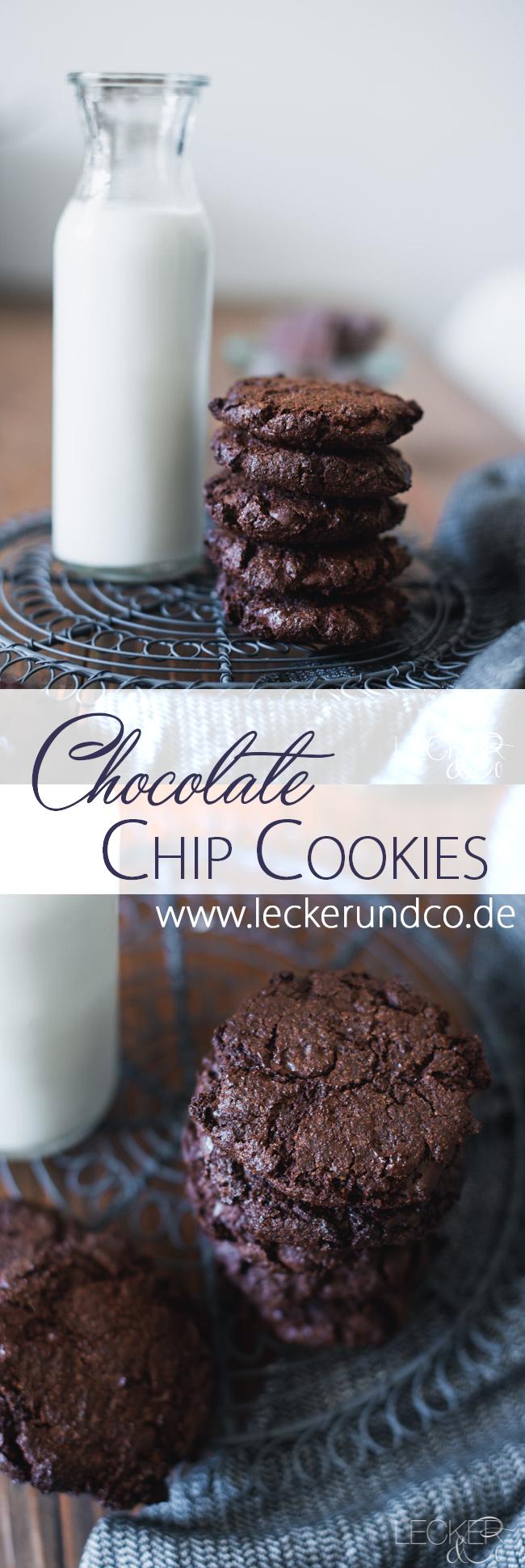 Soft Bröd Rezept : chocolate chip cookies rezept schokoladenkekse lecker und chocolate chip cookies ~ Watch28wear.com Haus und Dekorationen