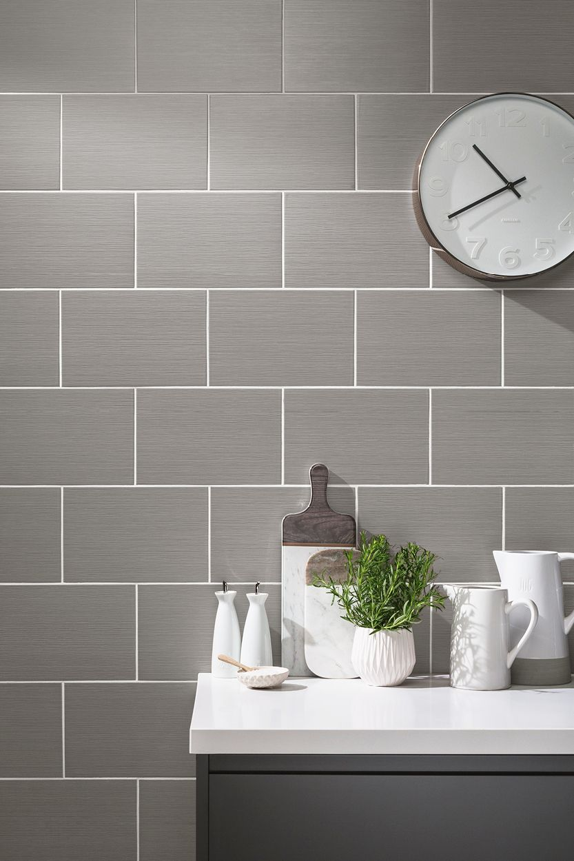 Neutral Tones Make These Tiles Perfect For Calm Kitchens And Bathrooms While The Slightly Gorgeous Bathroom Tile Gorgeous Kitchen Tile Kitchen Tiles