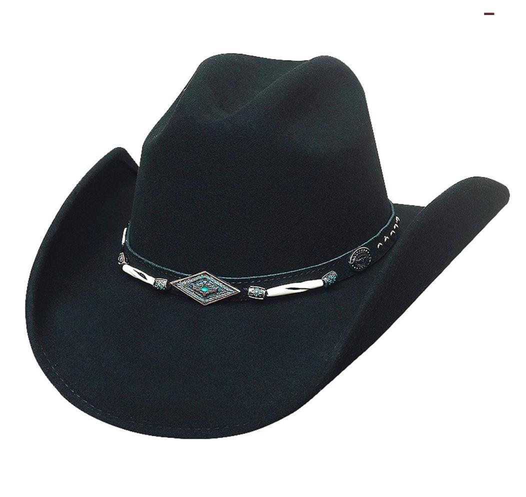 Bullhide Women S Mojave Wool Hat Black Cowboy Hat Cowgirl Hats Hat Fashion