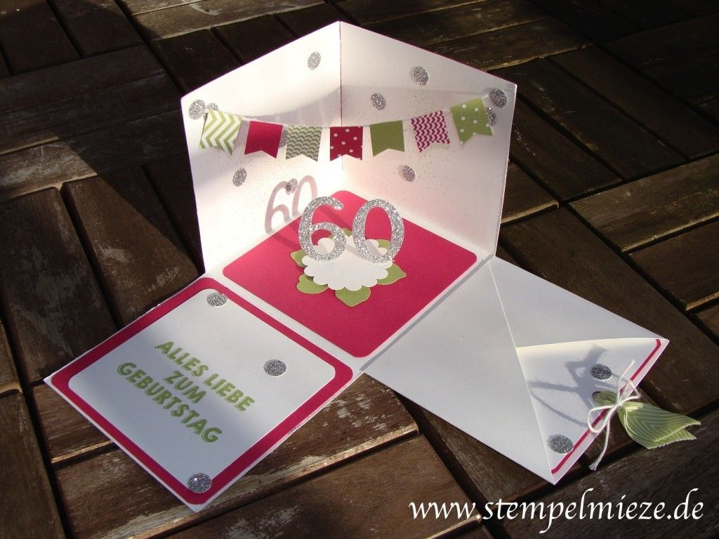 stampinup explosionsbox explosion box geburtstag stempelmieze 7317 explosions box box. Black Bedroom Furniture Sets. Home Design Ideas